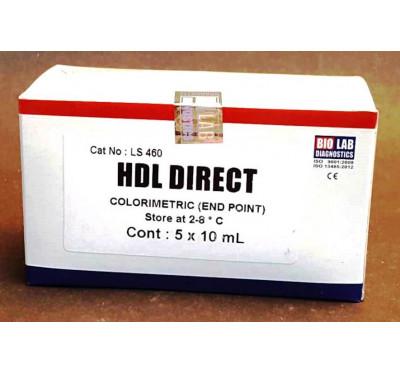 Direct HDL (Liquistat)