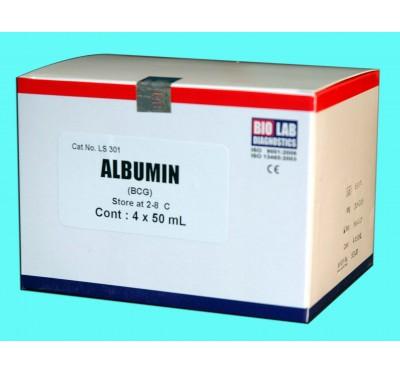 ALBUMIN (BCG  Method) Liquidsat)