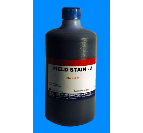 FIELD STAIN - A