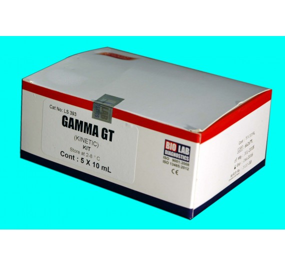 Gamma GT  (IFCC Kinetic) (Liquistat)