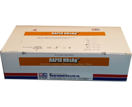 RAPID HBsAg  (Card) ( Hepatitis B)