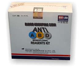 Blood Grouping Reagent COMBO (A + B + D)