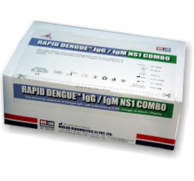 RAPID DENGUE(IgG/IgM and NS1 (Card) Combo