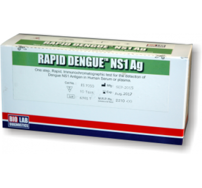 RAPID DENGUE (Card) NS1