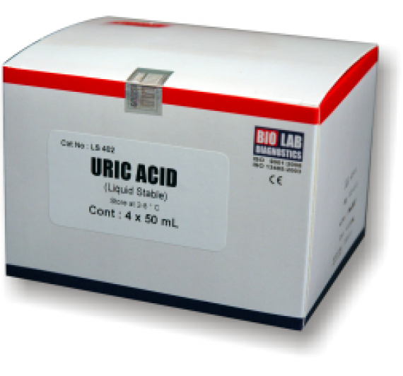 URIC ACID (End Point)  (Liquistat)