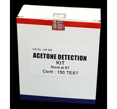 ACETONE DETECTION KIT