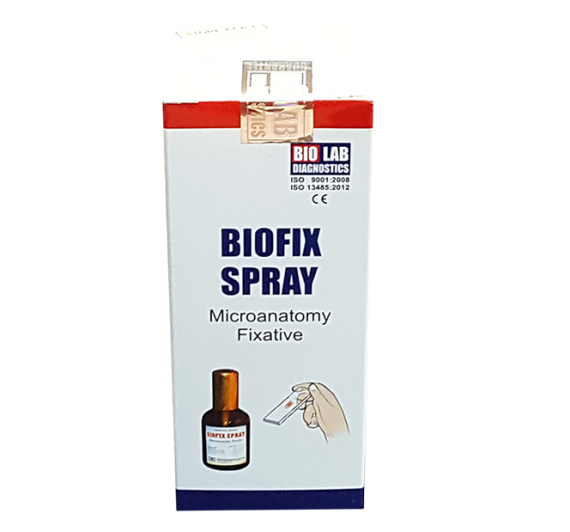 BIOFIX SPRAY  Microanatomy Spray Fixative