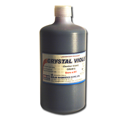 CRYSTAL VIOLET  (Gention Violet)