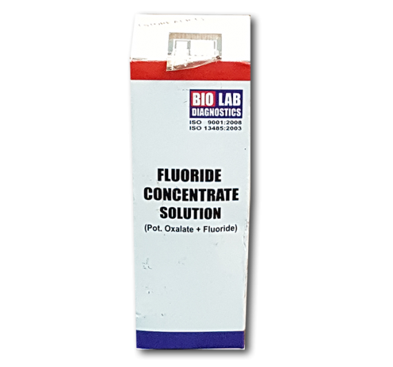 FLOURIDE  SOLUTION       (Pot. Oxalate 5%, Flouride 1%)