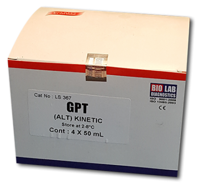 GPT (ALT) Kinetic (Liquistat)