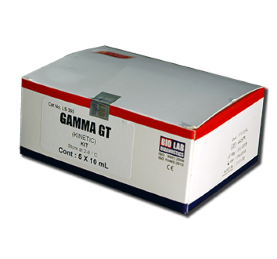 Gamma GT  (IFCC Kinetic) (Liquistat)