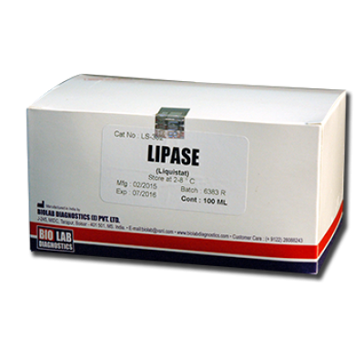 LIPASE  (Liquistat)