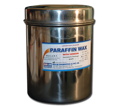 PARAFFIN WAX 58°-60°C with cerecin