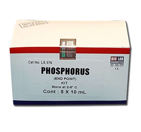 PHOSPHORUS (End Point) New (Liquistat)