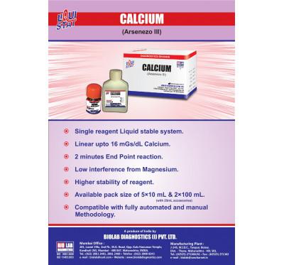 CALCIUM (ARSENEZO III) (Liquistat)