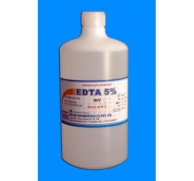 EDTA 5% w/v