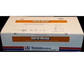 RAPID HBsAg  (Card) ( Hepatitis B)