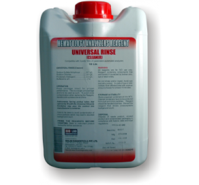 UNIVERSAL CLEANER    (Compatible with All 3 Parts 18-23  Parameter Hematology counter)