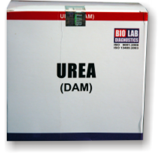 UREA DAM  (with extended linearity)