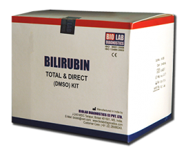 BILIRUBIN (Liquistat)   (DMSO Total & Direct Auto & Manual)