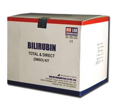 BILIRUBIN (Liquistat)   (DMSO Total & Direct Auto & Manual)