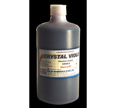 CRYSTAL VIOLET  (Gention Violet)