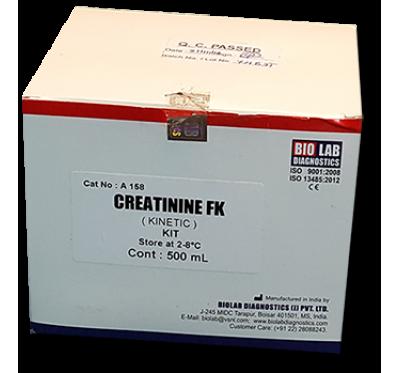 CREATININE FK (Kinetic)