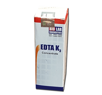 EDTA K3 CONCENTRATE     (Dropping Bottle)