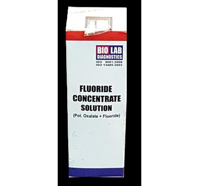 FLOURIDE  SOLUTION       (Pot. Oxalate 5%, Flouride 1%)
