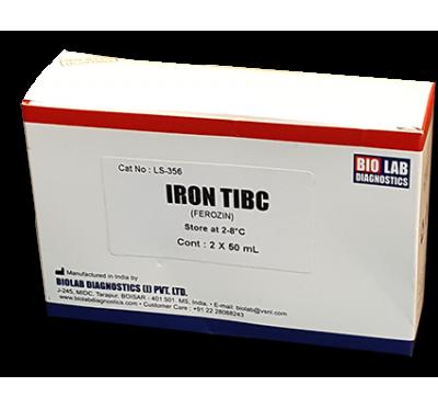 IRON TIBC (FERROZIN)