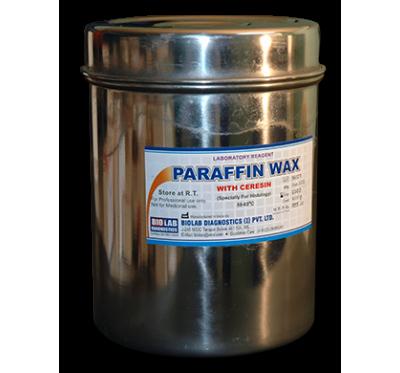 PARAFFIN WAX 58°-60°C with cerecin