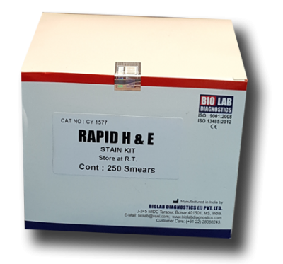 RAPID H & ESTAIN KIT      (A3 minute H & E staining Kit)